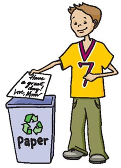 Ways of recycling essay